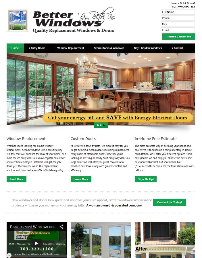 Orange county web design company portfolio socal
