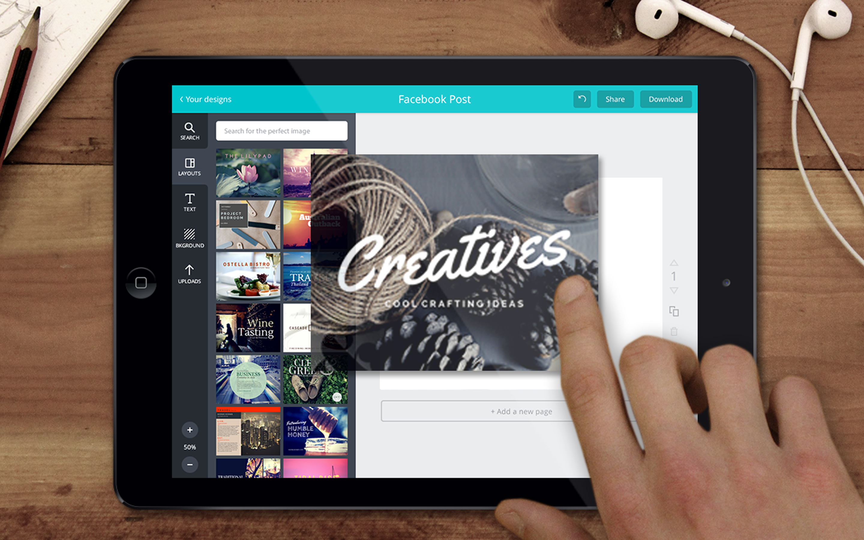 Anyone Can Be A Graphic Designer With Canva – The Photoshop