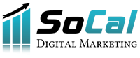 SoCal Digital Marketing Logo Orange County SEO